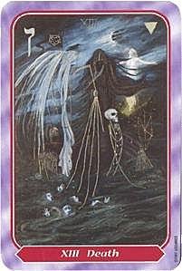 《塔羅命數》系列之13號牌 死神