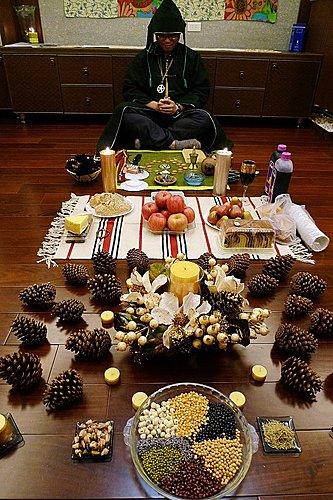 Yule冬至儀式後記分享