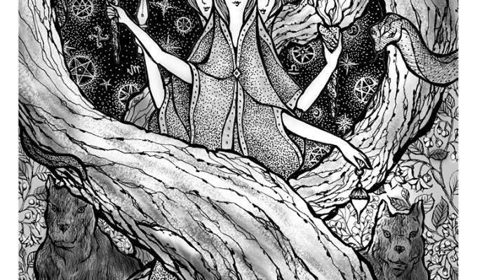 【魔法手帳誌】2015年11月‧黑卡蒂女神與本月大事紀