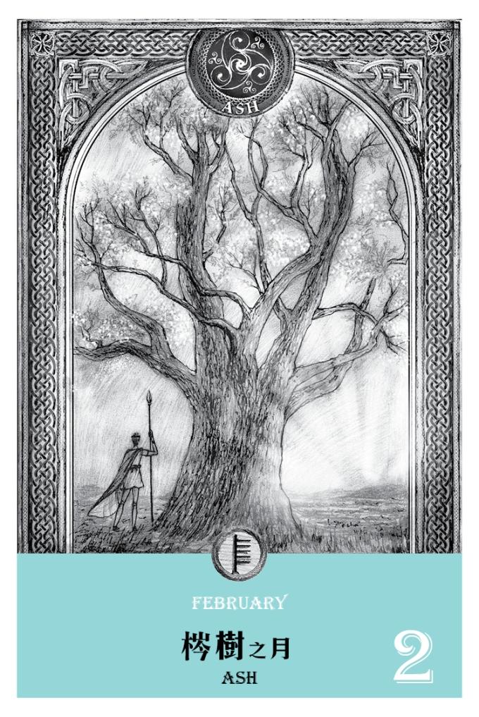 2016魔法手帳-梣樹