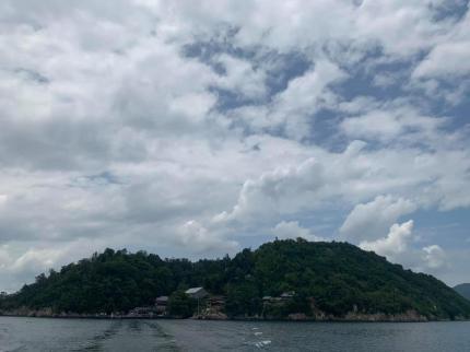 2019_SUMMER TRIP_竹生島 (1)